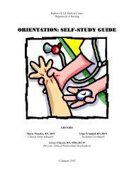 Orientation: Self-Study Guide - El Camino College Compton Center