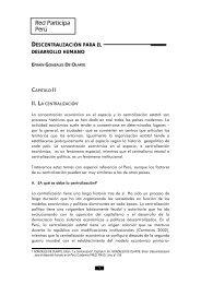 Red Participa Perú - Grupo Propuesta Ciudadana