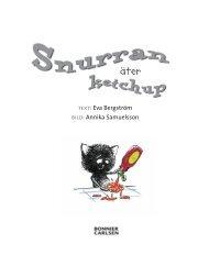 text: Eva Bergström bild: Annika Samuelsson