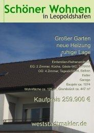 in Leopoldshafen weststadtmakler.de