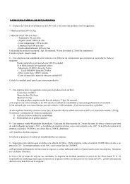 EJERCICIOS UMBRAL DE RENTABILIDAD 5 – El precio de venta ...