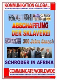 nr. / no. 50 . februar / february 2004 - Global Perspectives