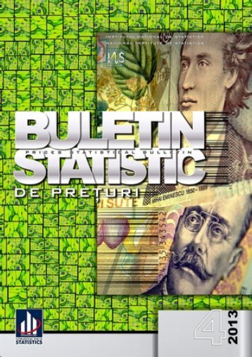 buletin statistic de preţuri prices statistical bulletin - Institutul National ...