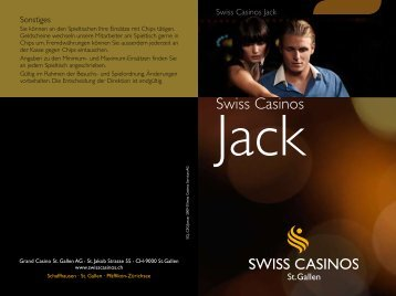 Mehr Infos - Swiss Casinos