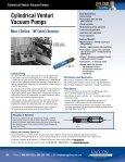 Cylindrical Venturi Vacuum Pumps - Page 7