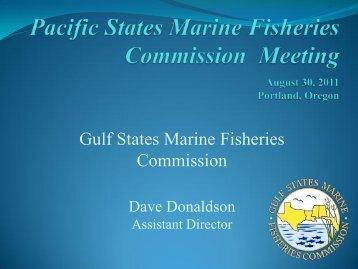 Gulf States Marine Fisheries Commission (Dave Donaldson)