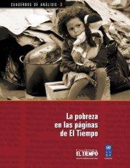 La pobreza en las Páginas de El Tiempo 1a pdf - Programa de las ...