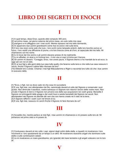 Di enoch pdf libro
