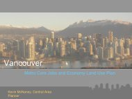 Transportation - Vancouver Board of Trade