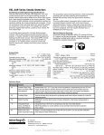 ESL 449AT Four Wire Photoelectric Smoke Detector - Page 2
