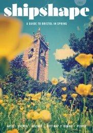 Spring 2013 - Shipshape Magazine Bristol