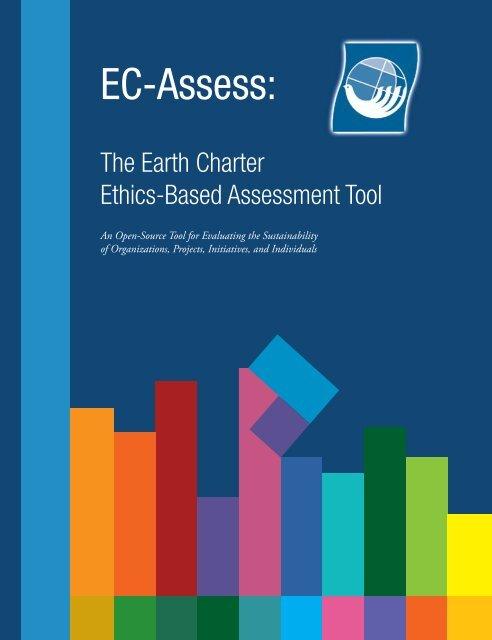 EC Assess Tool - Earth Charter Initiative