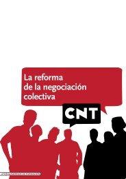 La reforma de la negociación colectiva