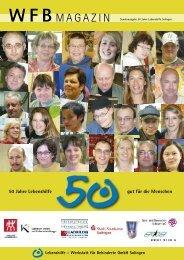 WFB Magazin Sonderheft 2009.qxd - Lebenshilfe-Solingen