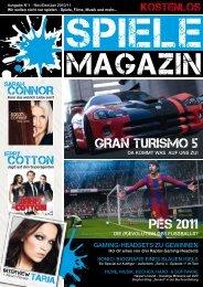 PES 2011 GRaN tuRiSmO 5 - Spielemagazin . DE