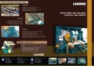hightech machinery - Ledinek