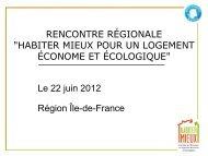 Déroulement Rencontre_regionale_-IDF - DRIHL Ile-de-France