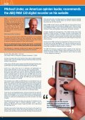 Major Product Innovations! - AEQ International - Page 4