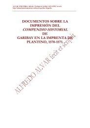 Documentos de Garibay en Plantino, 37 pp., 8MB, 2011.