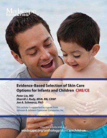 Evidence-Based Selection of Skin Care Options for - Medscape