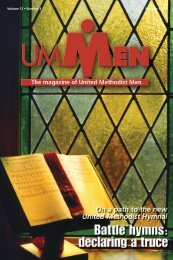 Summer 2009, No. 3 - United Methodist Men