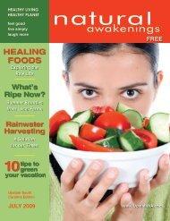 HEALING FOODS - Upstate Natural Awakenings
