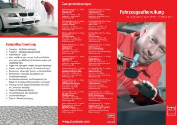 pdf Fahrzeugaufbereitung (379.07 KB) - Dussmann