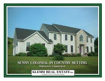 Download PDF Brochure - Klemm Real Estate, Inc.