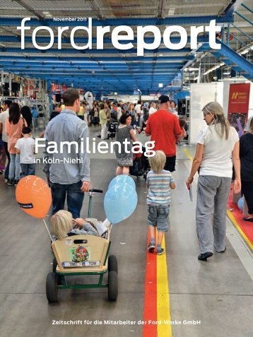 Familientag - Ford