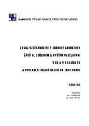 publikace ke stažení - Národní ústav odborného vzdělávání