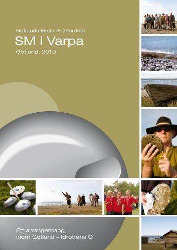 SM i Varpa - Idrottens Ö