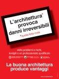La buona architettura - Ordine degli Architetti della Provincia di Verona - Page 5