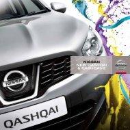 NissaN NEW QasHQai & QasHQai+2 - Derek Loane Motors