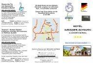 HOTEL WEISSER SCHWAN - Hotel & Restaurant Weisser Schwan