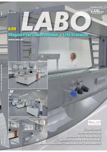 Laboreinrichtungsprogramm SCALA besticht durch neue ...