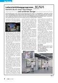 Laboreinrichtungsprogramm SCALA besticht durch neue ... - Seite 2