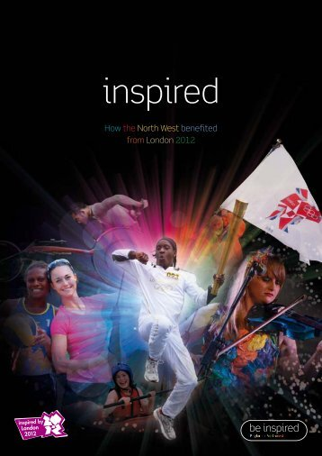 Inspired Publication - North West for 2012