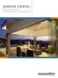 SUNFLEX CRISTAL - Plataforma Arquitectura