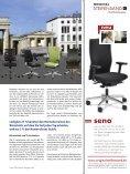 Auf die Stühle, fertig, los! - Bueroszene.ch - Page 2