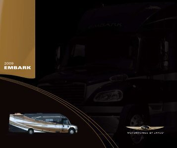 embark - RV Website Design and Development by UVS Junction, LLC.