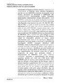 "Mário César Ribeiro Alega o Impetrante que o Paciente ""foi autuado ... - Page 5"