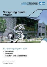 Weitere - Stahlbau Zentrum Schweiz