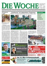 Ausgabe 07/14 - Redaktion + Verlag