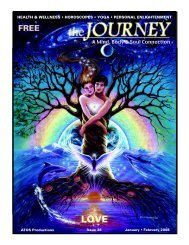 January-February 2008 - The Journey Magazine