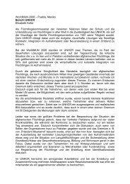 WorldMUN 2008 – Puebla, Mexiko Bericht UNHCR ... - Cusanus.net