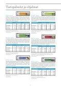 Tuotehinnasto opiskelijoille - Rakennustieto Oy - Page 3
