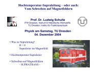 Material zum Vortrag (14,6 MB pdf-Datei) - Physik am Samstag