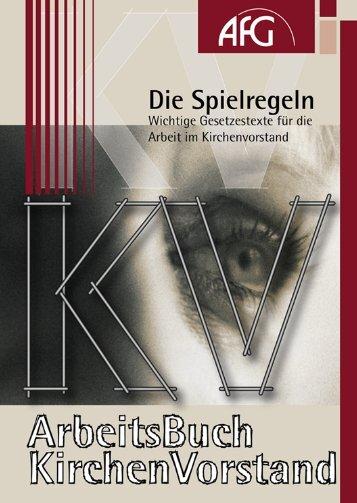 Arbeitsbuch Kirchenvorstand 1 - Kirchengemeinde Wiesenbronn