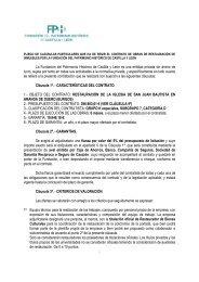 Pliego San Juan Bautista, Aranda de Duero, Burgos - Fundación del ...