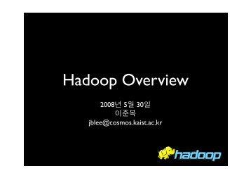 hadoop-kaist